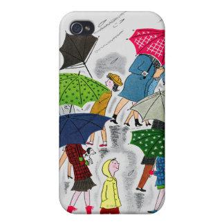 Parapluies Étui iPhone 4/4S
