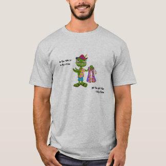 PaRappa le T-shirt de frappeur