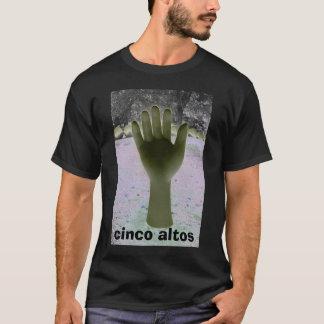 parc 055, altos de cinco t-shirt