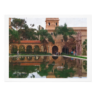 Parc de Balboa, San Diego, CA Prospectus 21,6 Cm X 24,94 Cm