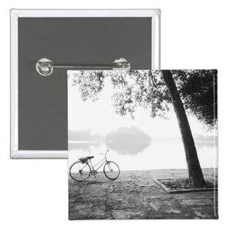 Parc de Hanoï Vietnam, de bicyclette et de Lénine  Badges