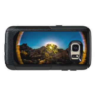 Parc de Joshua TreeNational de lever de soleil Coque OtterBox Samsung Galaxy S7