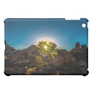 Parc de Joshua TreeNational de lever de soleil Étui iPad Mini