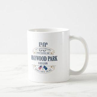 Parc de Maywood, tasse d'anniversaire de l'Orégon