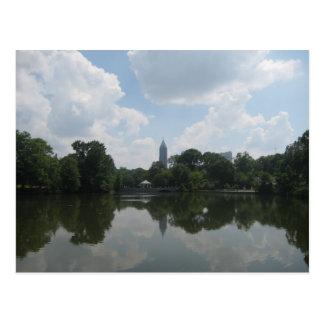 Parc de Piémont, Atlanta Carte Postale