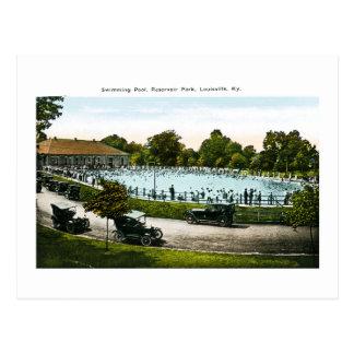 Parc de réservoir, Louisville, Kentucky Carte Postale