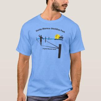 Parc de Santa Monica Slackline T-shirt