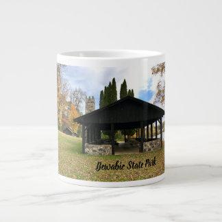 Parc d'état de Bewabic, automnes en cristal, tasse