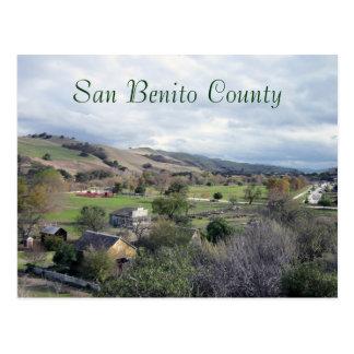 Parc historique et récréationnel du comté de San Carte Postale