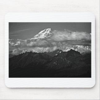 Parc national Alaska le mont McKinley de Denali Tapis De Souris
