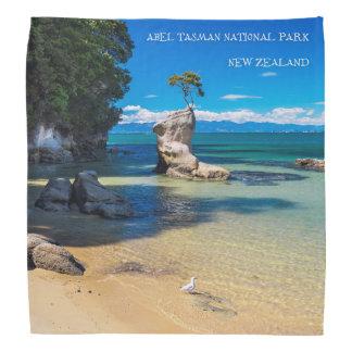 Parc national d'Abel Tasman, bandana de la
