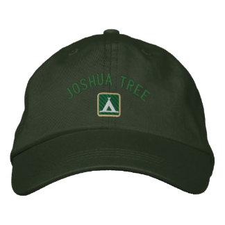 Parc national d'arbre de Joshua Casquette Brodée