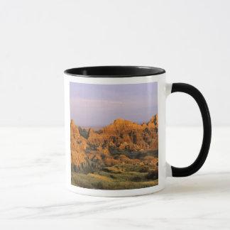 Parc national de bad-lands dans le Dakota du Sud Mug
