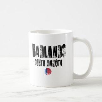 Parc national de bad-lands mug