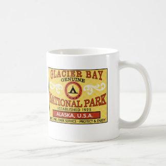 Parc national de baie de glacier mug