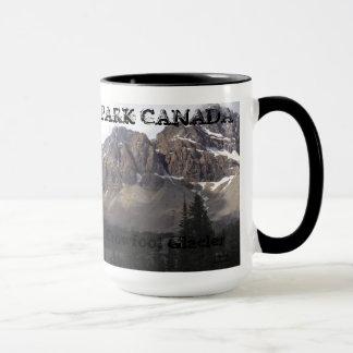 Parc national de Banff - glacier de rallonge Mug