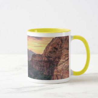 Parc national de canyon de Zion Mug