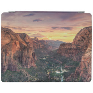 Parc national de canyon de Zion Protection iPad