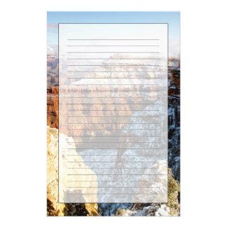 Parc national de canyon grand, Arizona, Etats-Unis Papier À Lettre Customisé