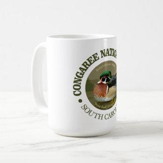 Parc national de Congaree (canard en bois) Mug