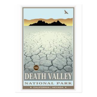 Parc national de Death Valley 3 Carte Postale
