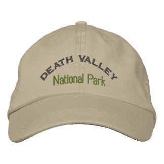 Parc national de Death Valley Casquette Brodée