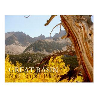 Parc national de grand bassin carte postale