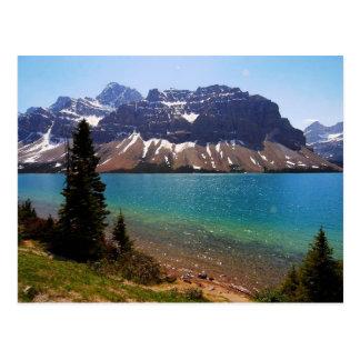 Parc national de jaspe, Canada Carte Postale