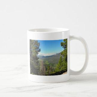 Parc national de montagne rocheuse mug