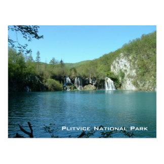 Parc national de Plitvice Cartes Postales