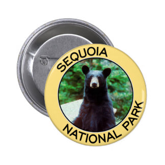 Parc national de séquoia badge