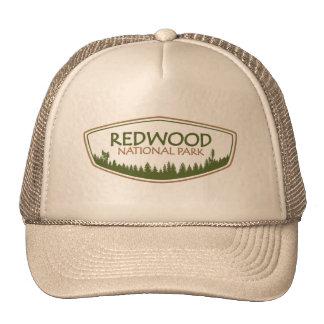 Parc national de séquoia casquettes de camionneur