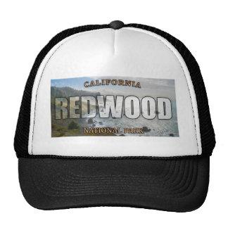 Parc national de séquoia casquette de camionneur