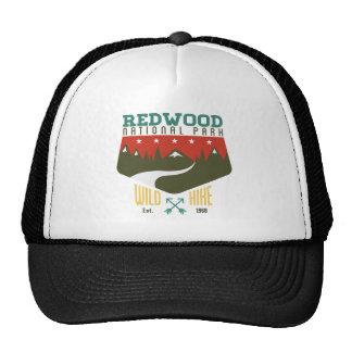Parc national de séquoia casquettes
