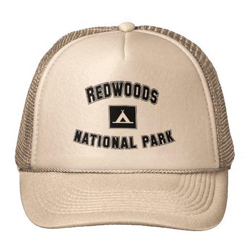Parc national de séquoias casquettes