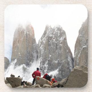Parc national de Torres del Paine, Chili Dessous-de-verre