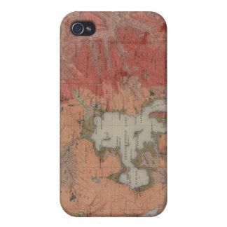 Parc national de Yellowstone Étui iPhone 4/4S