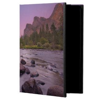 Parc national de Yosemite au crépuscule