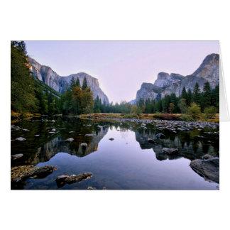Parc national de Yosemite Cartes