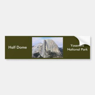 Parc national de Yosemite, la Californie Autocollant Pour Voiture