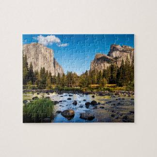 Parc national de Yosemite, la Californie Puzzles