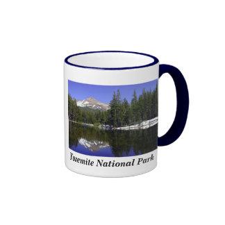 Parc national de Yosemite Tasse