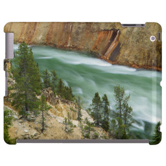 Parc national des Etats-Unis, Wyoming, Yellowstone Coque iPad