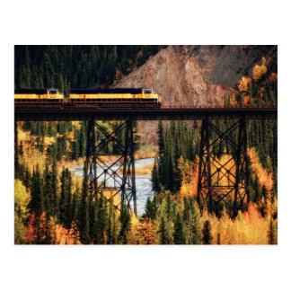 Parc national et conserve Etats-Unis Alaska de Carte Postale