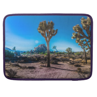Parc national la Californie d'arbre de Joshua Housse MacBook Pro