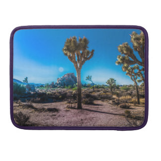 Parc national la Californie d'arbre de Joshua Poche Pour Macbook