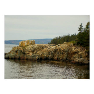 Parc national Maine d Acadia Poster