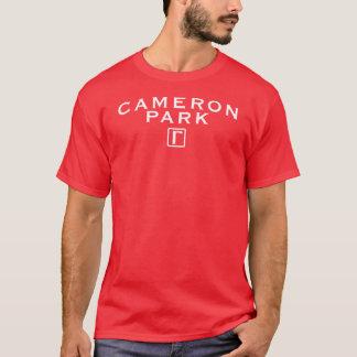Parc Raleighing de Cameron T-shirt