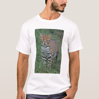 Pardalis de Leopardus d'OCELOT) AMÉRIQUE CENTRALE T-shirt