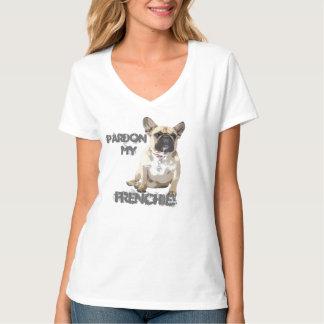 Pardonnez mon T-shirt de Frenchie